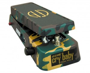 """Dunlop DB01 """"Dime"""" Cry Baby"""