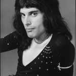 Freddie Mercury ( Queen ) 1973 London First Studio Shoot * Call Before Use to Negotiate Fees * * Obligatory Credit *